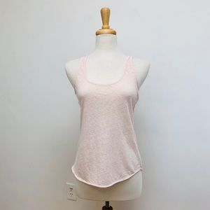 American Eagle Outfitters Pink Racerback Tank